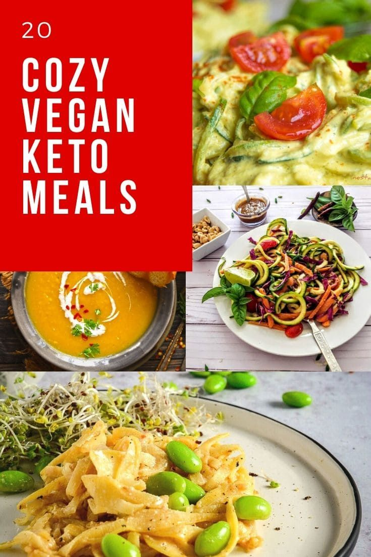 20 Cozy Vegan Keto Meals Keto Recipes Vegan Keto Vegan Keto
