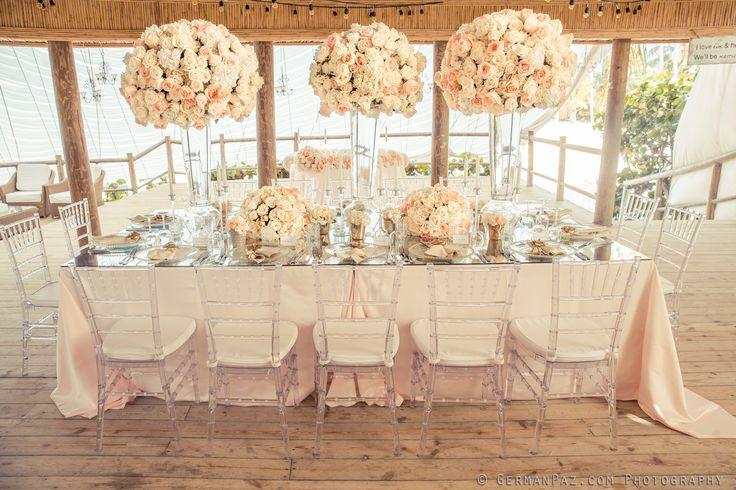Jellyfish Restaurant | Punta Cana Wedding // Bria + David | Reception