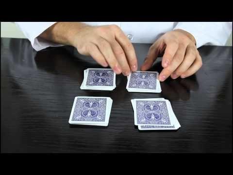5 Cool Easy Card Tricks for Beginner!