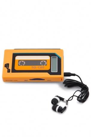 SPITFIRE orange MP3 player