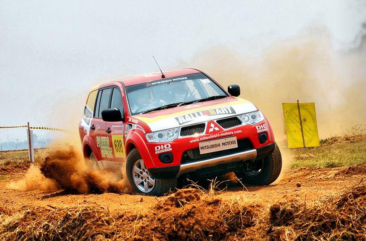 Pajero Sport Dakar Rally Art #dealermitsubishijakarta.com#