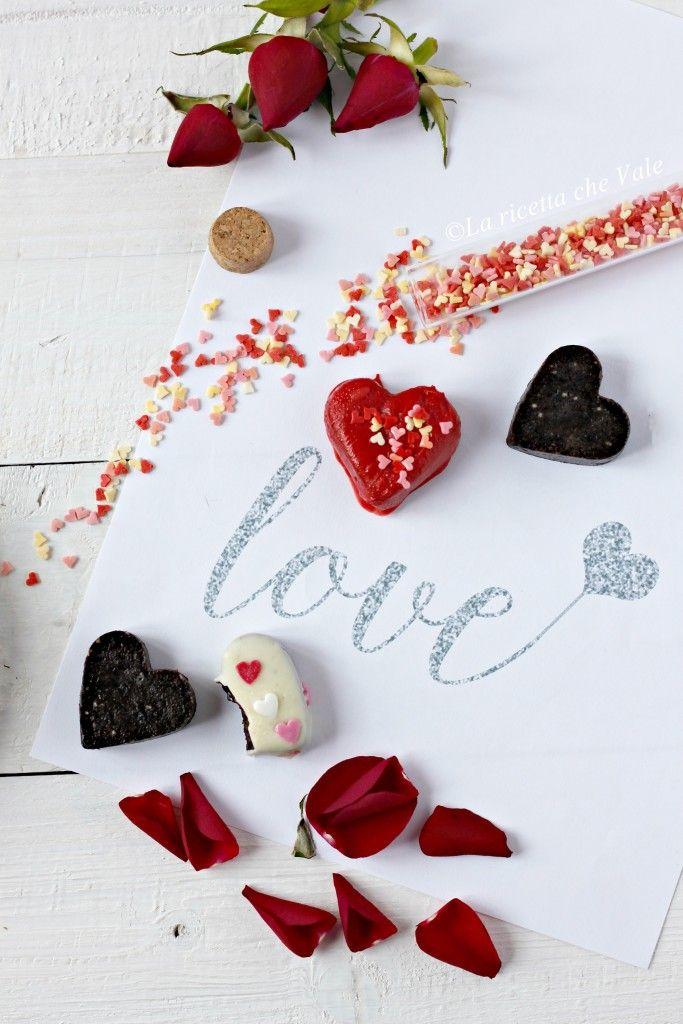 Valentine's Oreo Truffles | La ricetta che Vale