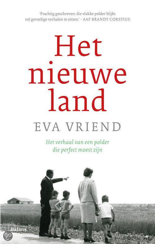 Eva Vriend - Het nieuwe land