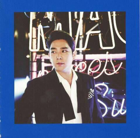 Kangin Special Magic book for new album