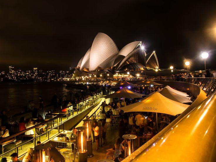 The Opera Bar: Best bar in the world :D