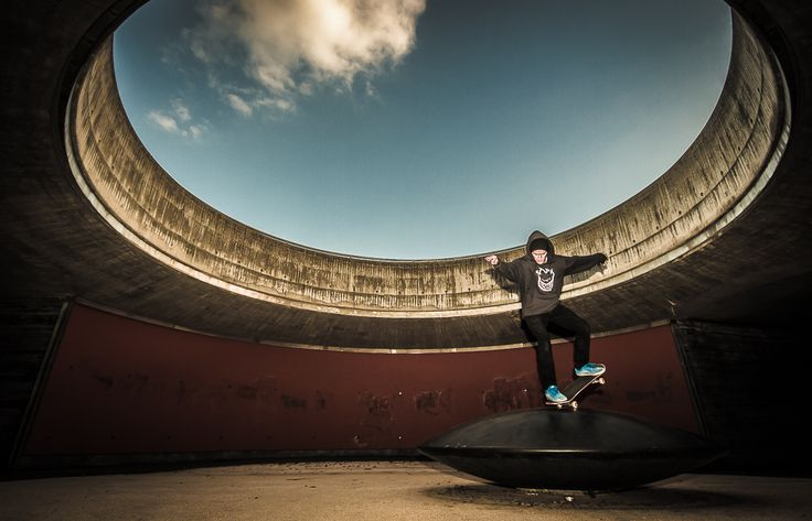 Skate, art and architecture