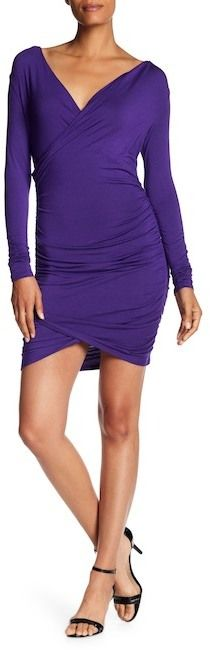 Rachel Pally Side-Ruched Reversible Dress