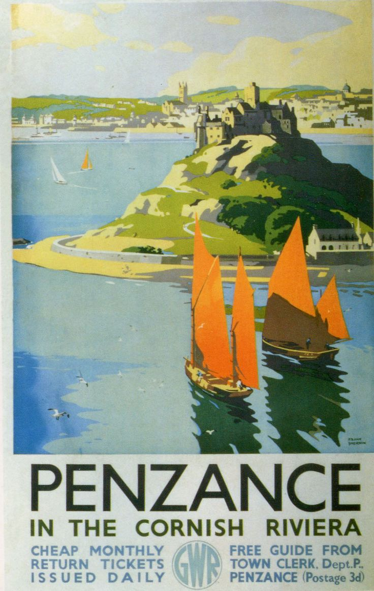 408 best Vintage travel UK images on Pinterest | Railway posters ...