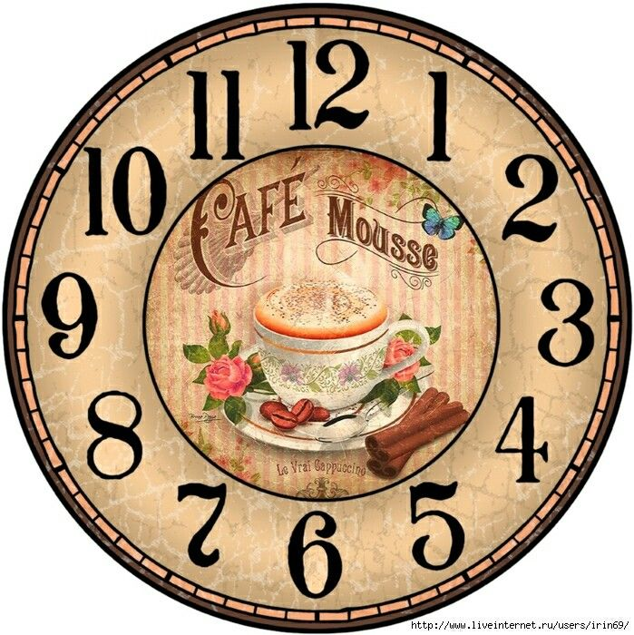259871840976252475 on Clock Face Printable