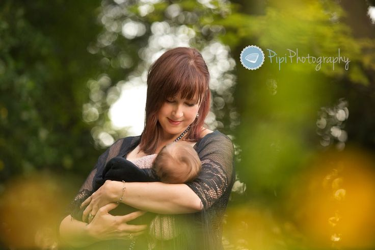 Outdoor Mother and Baby | Dunedin's Baby Photographer