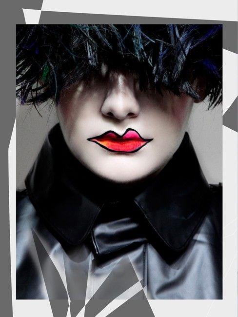 Graphic Lines  Makeup: Dorita Nissen  Website: www.doritanissen.net  Twitter: @DoritaMakeup  Instagram: @makeupnissen  Photographer: Mark...