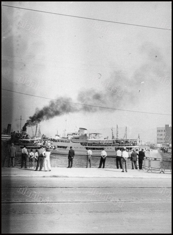 Λιμάνι Πειραιά.