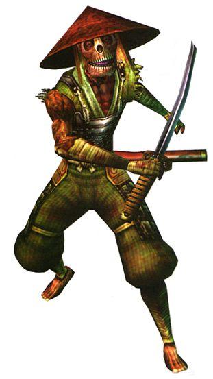 Genma - Capcom Database - Capcom Wiki, Marvel vs Capcom, Street Fighter, Darkstalkers and more