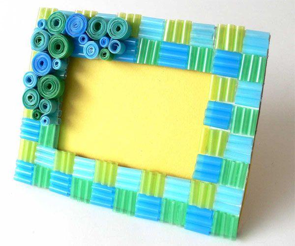 1000 images about reciclado de popotes on pinterest - Que hacer con los palets ...