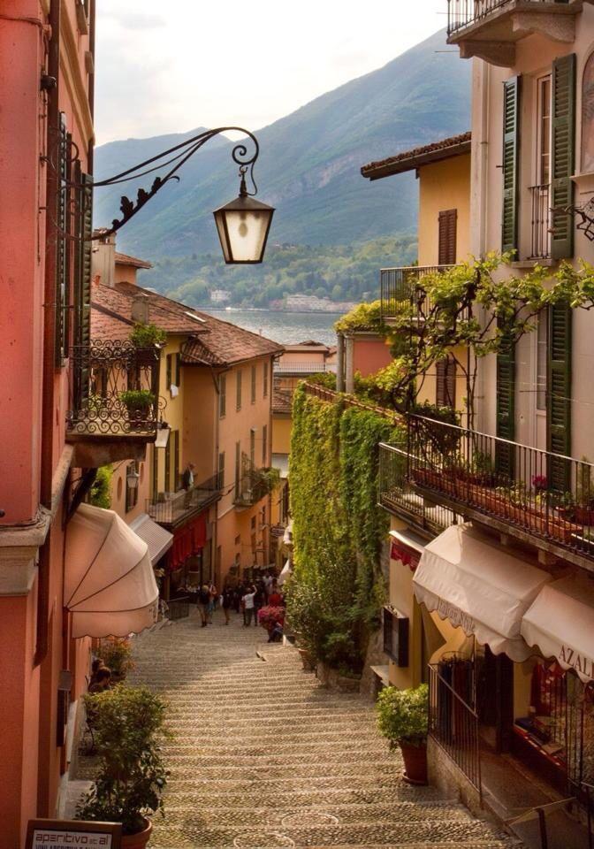 Lake Como, Italy Photo by Aaron Novak