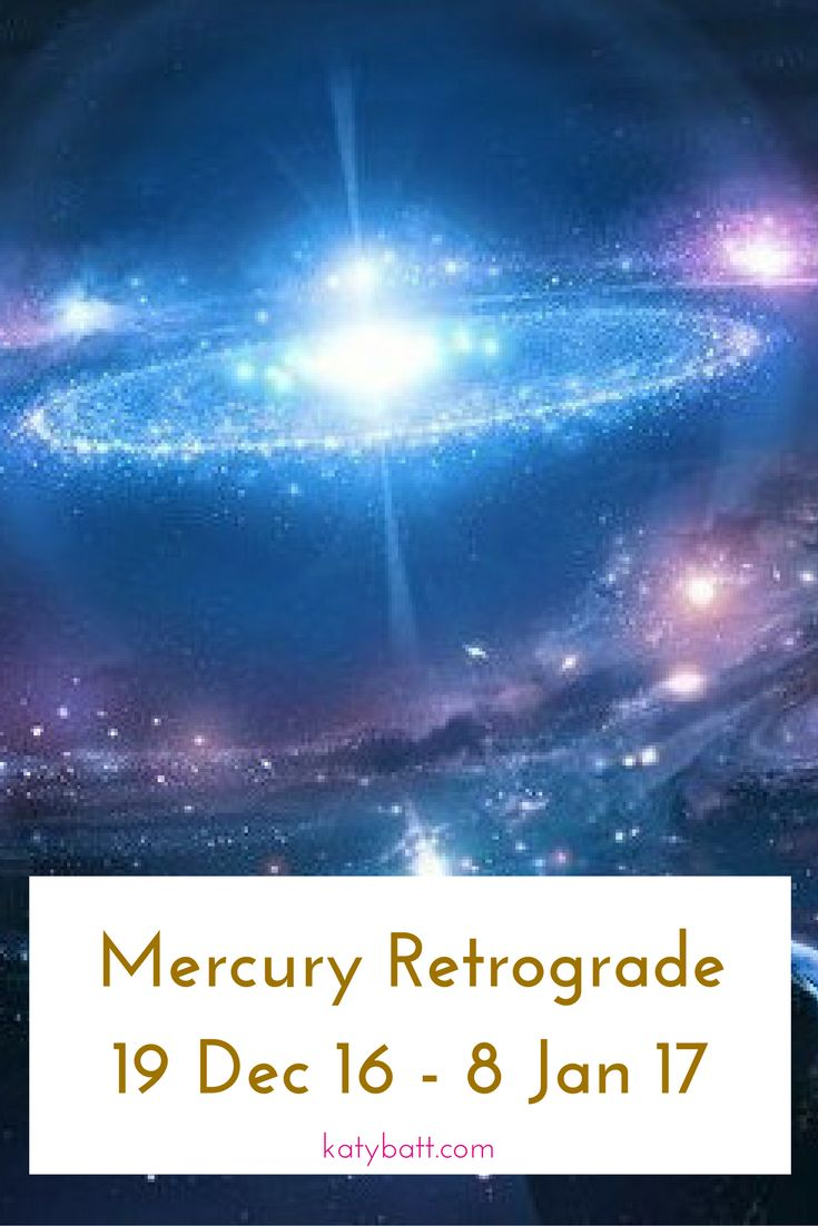 """You may have heard the term 'Mercury is in retrograde"""" bandied around at times of unease. It is during the time that Mercury is in retrograde that our lives can appear to be in a state of disarray, a lack of clear thinking and muddled communication. But what does Mercury Retrograde actually mean?..."""