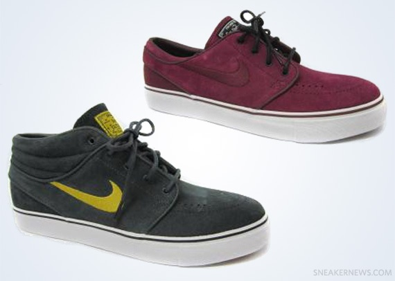 nike-sb-janoski-august-2012-releases-1: Auguste 2012, Zoom Stefan, Collection Reveal, 2012 Relea, Spring 2013, Younger, Janoski Series, 2013 Collection, Stefan Janoski