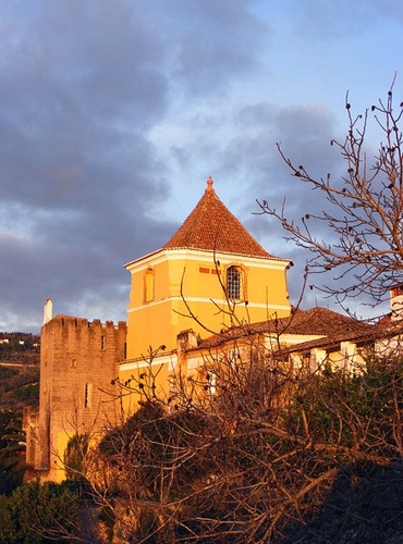 Palácio Amarelo, Portalegre