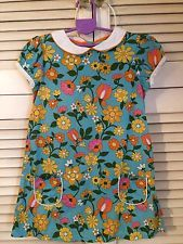 Beautiful Little Bird By Jools Oliver @ Mothercare Vintage/Retro Dress Age4-5