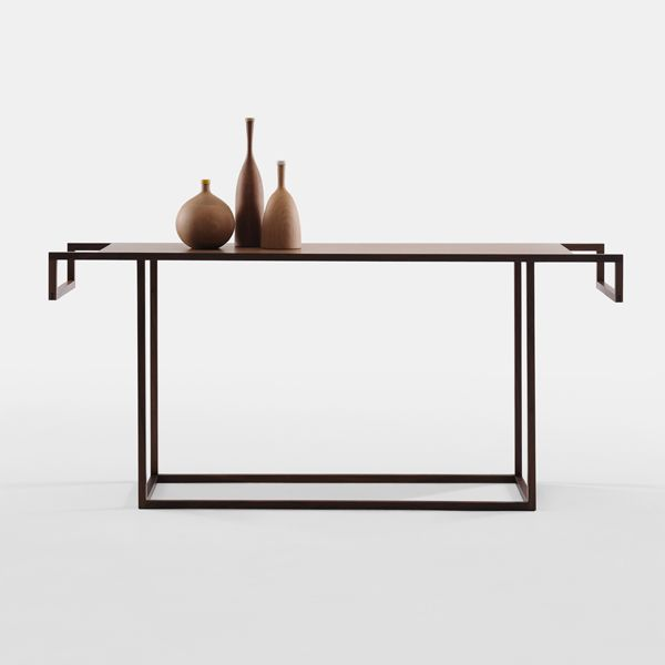 Finnieston Console Table for Channels by Samuel Chan