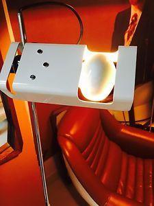 Lampada da Terra OLUCE SPIDER 3319 Design Joe Colombo 1965 Bianca Vintage💡🔆🔅   eBay