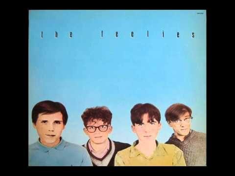 ▶ The Feelies - Crazy Rhythms - YouTube
