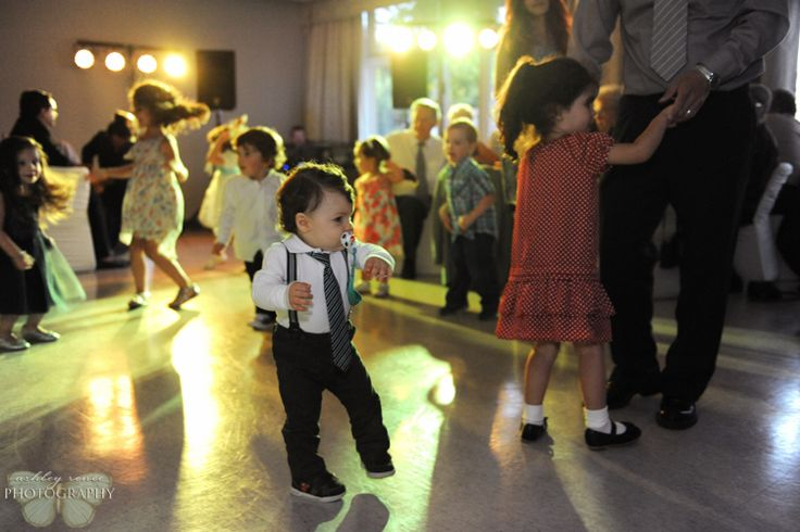 Guelph Wedding Photography at the Wellington County Museum in Fergus. dancing kids at reception