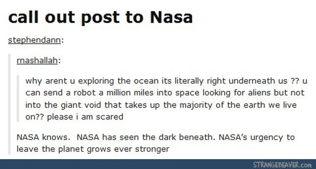 Well, that took an unexpected turn!
