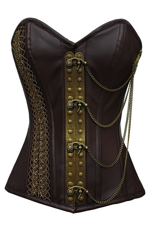 eight days in a corset by These days, it's practically a  then increase wear incrementally over the course of 2-3 weeks until you're wearing it eight hours a day viola, your corset is.