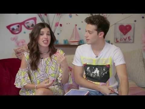Cande Molfese celosa porque Ruggero besó a Karol Sevilla #Ruggarol - YouTube