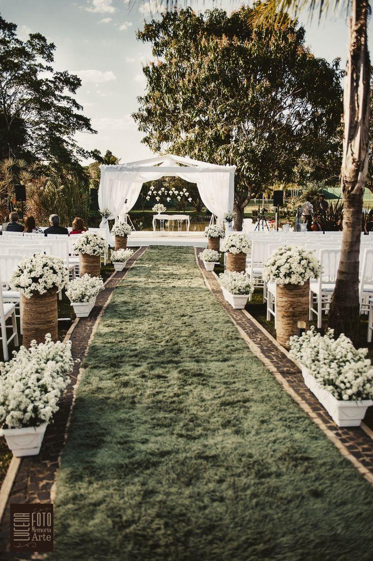 Inspirem-se | Casarei casamento no jardim estilo esse não mto chique coisa samples
