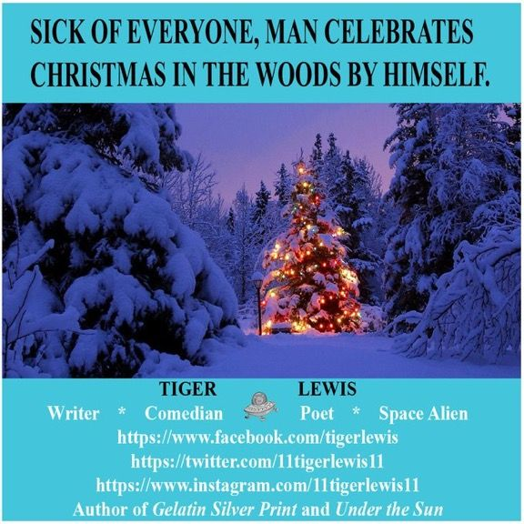 Tiger Lewis on amazon.com ✨🌱✨ #love #artist #funny #lovelife #writing #book #poetry #comedy #photography #photographer #writer #poem #news #author #humor #hilarious #amwriting #comedian #instagood #holiday #christmas
