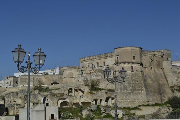 Massafra castle