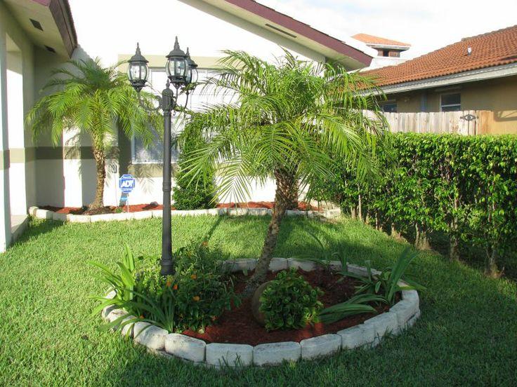 Frente de la casa gardening garden plants porch - Porches de casas ...