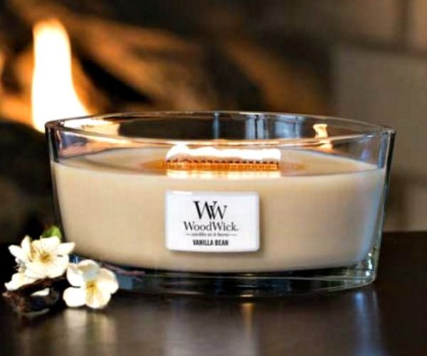 """Send someone you love a WoodWick candle for free. Simply enter the """"To & From"""" information requested on their website, and they'll send anyone you choose a genuine WoodWick Petite candle along with a personalized card telling them it's from you. Plus, you can send a free candle to a different friend every day. Offer goes live at Midnight EST daily."""