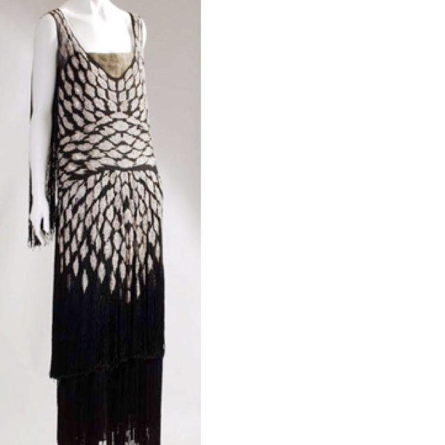 1930's channel: 1920 S, Evening Dresses, Coco Chanel, Museums, Chanel Dresses, 1920S, Flappers, Cocochanel, Vintage Chanel