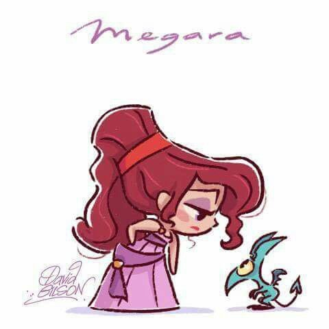 Cute! By the Art of David Gilson (Megara).