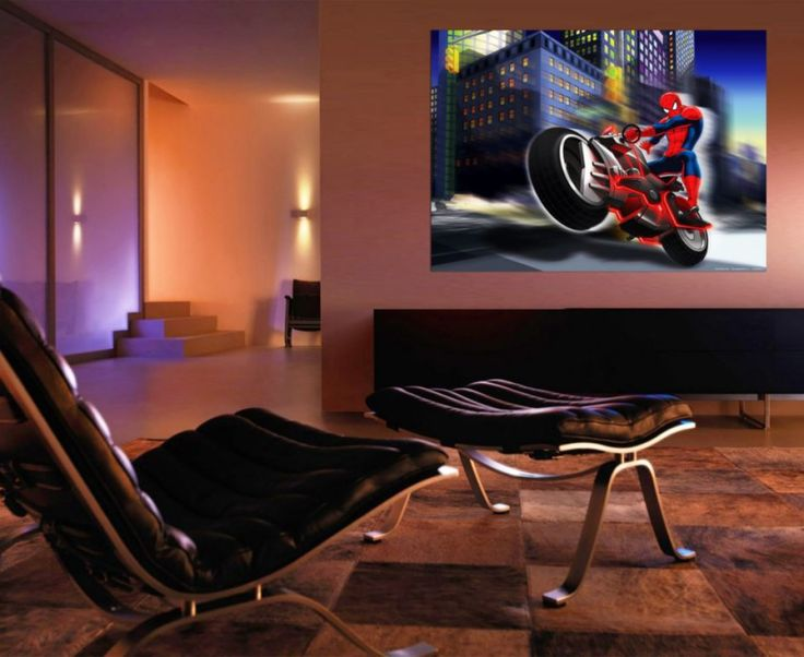 Find This Pin And More On Spiderman Wall Murals   Spiderman Wallpaper Murals    Boyu0027s Room   Spiderman Murals WallandMore By Wallandmore.