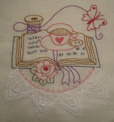 Stitchery - Block 6 | Flickr: Intercambio de fotos
