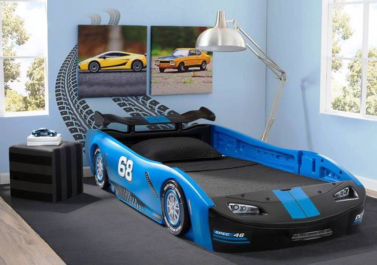 Let's pay attention to this car beds for toddlers ideas. What's this? It is toddler bed frame made from high quality manufacturer like toddler bed Walmart and it created just for you. As we know, our children is our life. So, we should make them happy with this ideas. Just tell the...