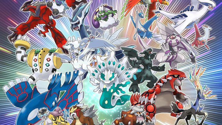 Distribution Event Announced: 2018 is the Year of Legendary Pokémon!