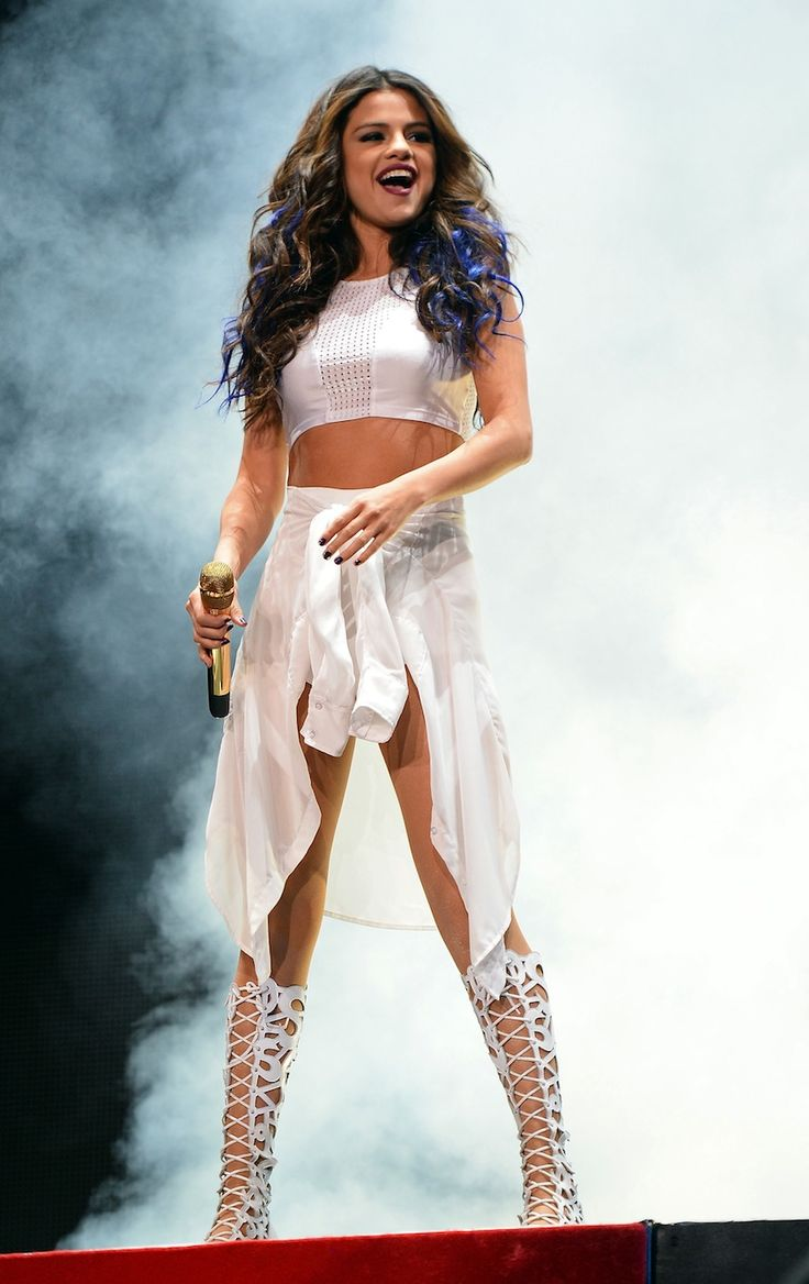 NYLON · Selena Gomez Hair