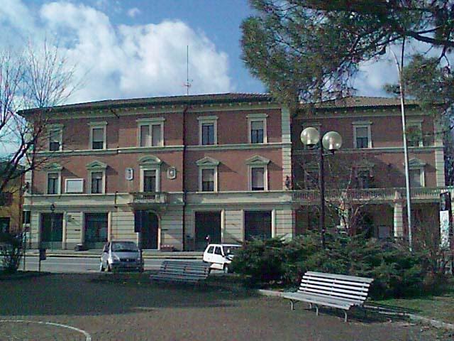 Il Municipio. Praticamente la mia seconda casa