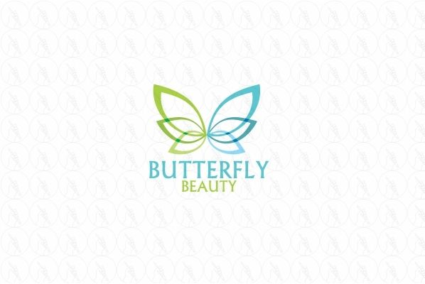 Butterfly Beauty - $250 (negotiable) http://www.stronglogos.com/product/butterfly-beauty #logo #design #sale #butterfly #beauty #cosmetics #beauty #spa #salon #medical