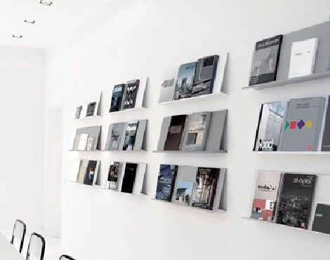 1000 Images About Small Library Brochure Displays On