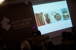 FASHION, CULTURAL HERITAGE & DIVERSITY With the reason of textile treasures from the Nordic Museum in Stockholm was returned to the National Museum in Estonia, the seminar Fashion, Cultural Heritage and Diversity in Tartu was organised; a collaboration between Friends of Handicraft, the Swedish Institute, the National Museum in Tartu, the Nordic Museum in Stockholm and the Swedish embassy in Tallinn. M Lithvall was the project manager for the seminar commissioned by Friends of Handicraft.