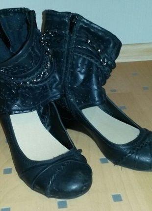 Kaufe meinen Artikel bei #Kleiderkreisel http://www.kleiderkreisel.de/damenschuhe/hohe-schuhe/118397596-schwarze-keil-pumps