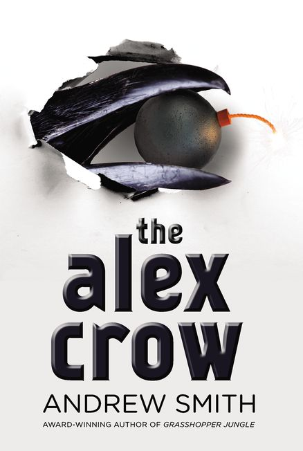 Marketing Coordinator Bri Lockhart recommends THE ALEX CROW by Andrew Smith