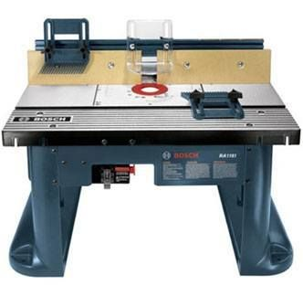 bosch ra 1181 router table review