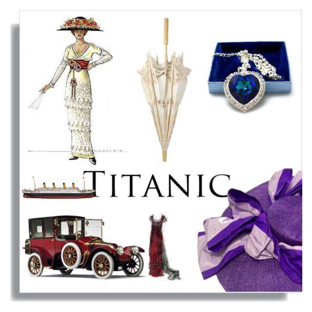 TITANIC costume design by leo theo on Polyvore